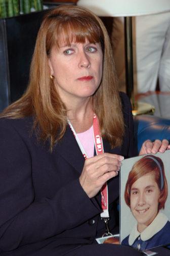 Barbara Blaine in 2005. Photo by Rene Shaw