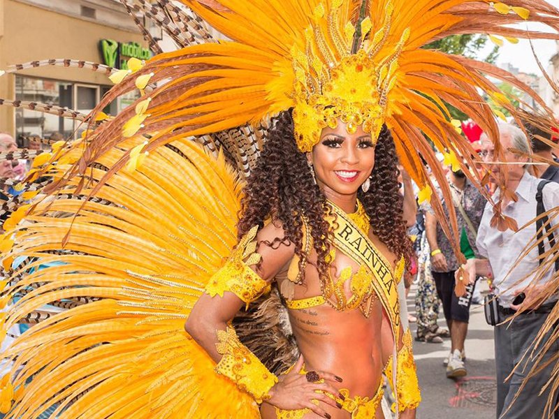 Hot Girls from Brazilian Carnival      My Hotz Pic