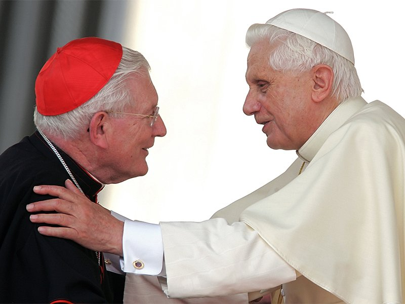 Archdiocese announces funeral arrangements for Cardinal William Keeler