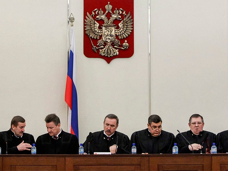 Jehovah's Witnesses fear Russian government may ban them