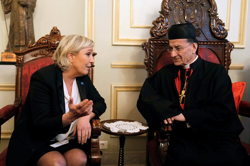 This Is What Happened When Marine Le Pen Went To Moscow