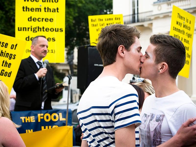 Que es heterosexual hombre o mujer