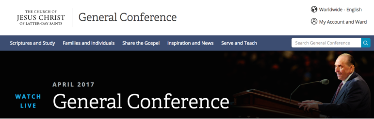 Lds general conference talks on dating