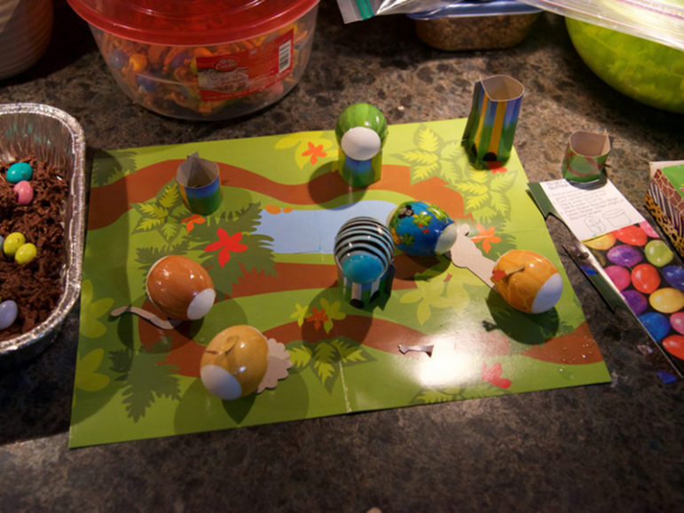 What is the origin of Easter eggs? Katie Morrow, CC BY-NC-ND