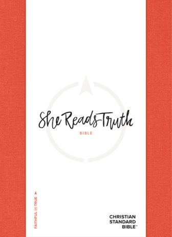 """""""She Reads Truth Bible"""" Image courtesy of Holman Bible Publishers"""