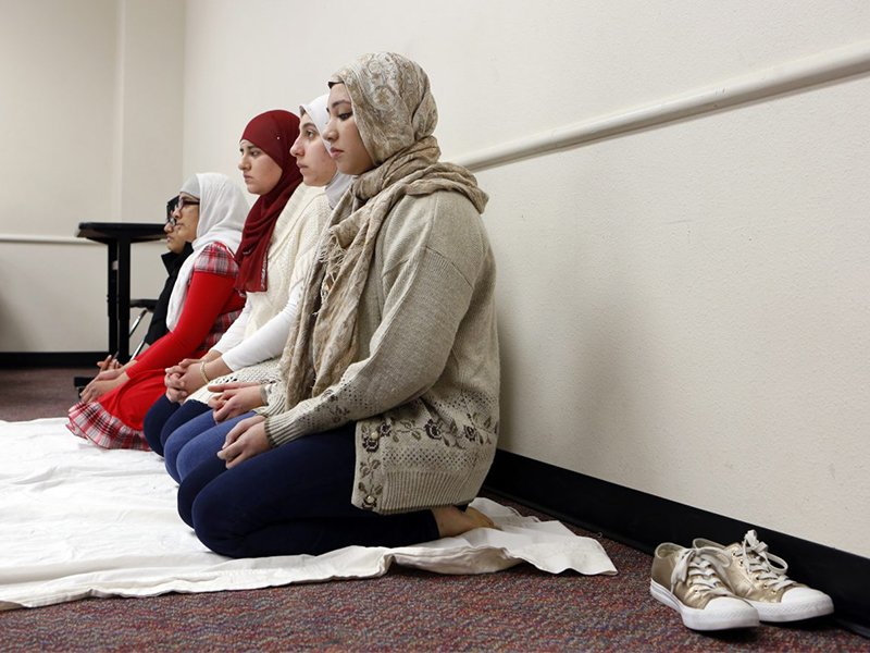 my high school s muslim prayer room was a lesson in religious
