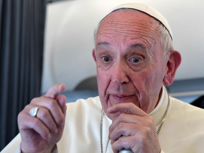 Image result for pope medjugorje