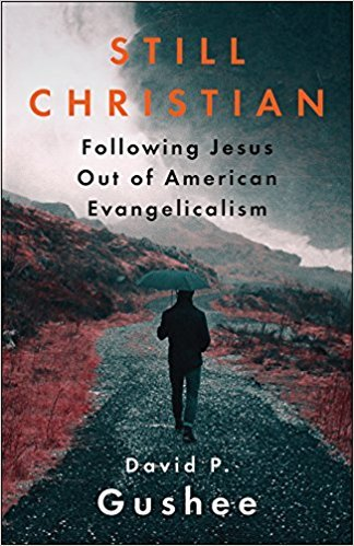 Telling the story of my departure from American evangelicalism