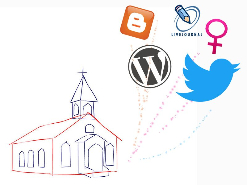 By Whose Authority Women Bloggers And The Evangelical Church