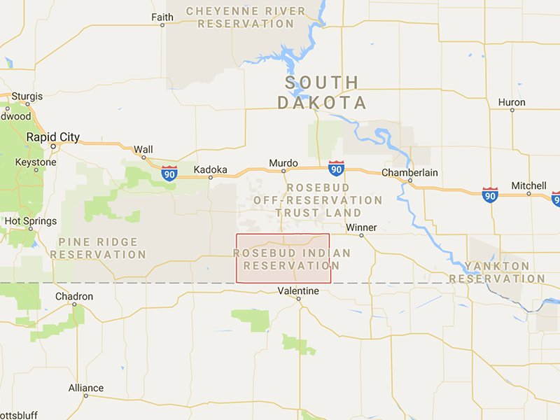 Sioux tribe receives land from South Dakota Jesuits