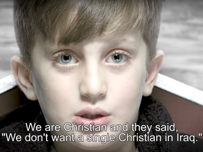Christian Genocide Blame Israel Religion News Service