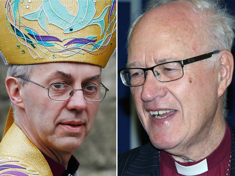 Former Archbishop resigns over church 'collusion' in sex abuse
