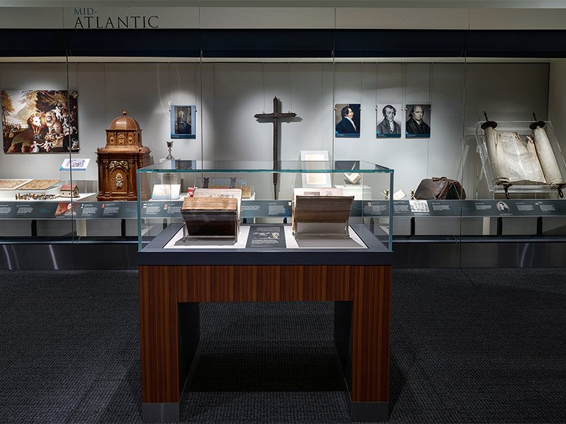 """diversity in early america By carolyn mackenzie catholic news service religion in early america the """" religion in early america"""" exhibit at the smithsonian national museum of american history runs until june 3, 2018 click here to view the exhibit online washington (cns) — the smithsonian national museum of."""