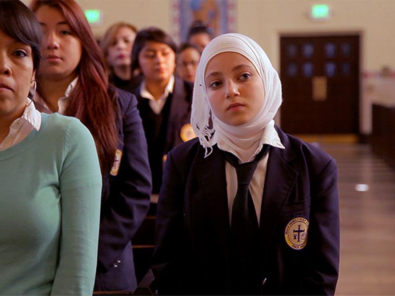 Image result for muslim in american school