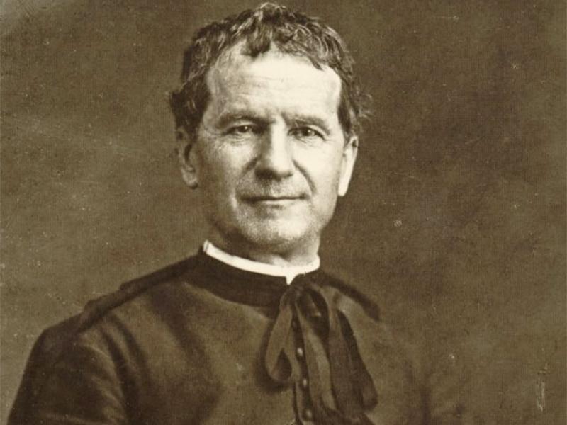 St. John Bosco in 1880.  Photo courtesy of Creative Commons
