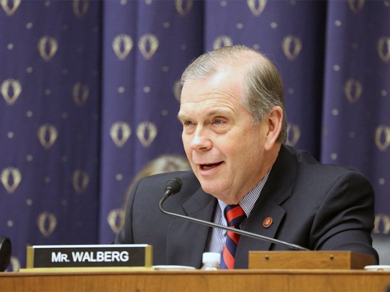 GOP Congressman: God Will 'Take Care Of' Climate Change If It Exists