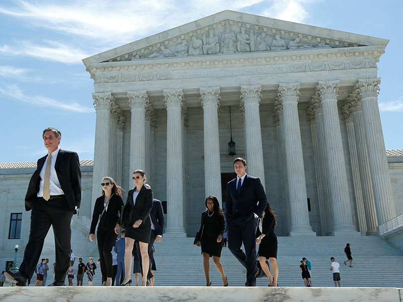 Supreme Court takes on new clash of gay rights, religion