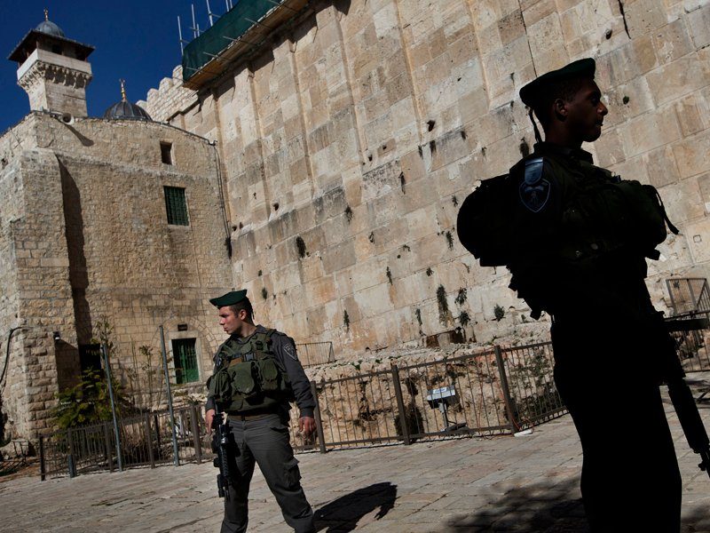 Ahead Of New Vote, UNESCO's Website Acknowledges Jewish History of Hebron