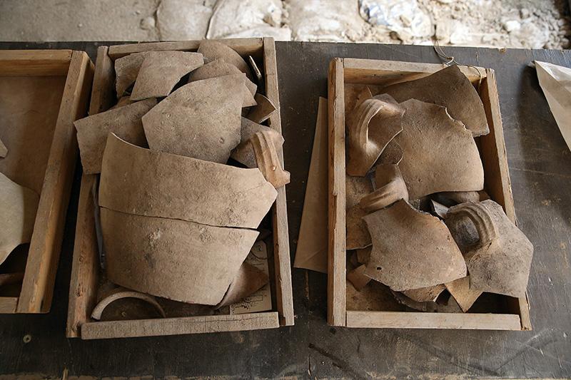 Archaeologists find more evidence of Babylonian destruction