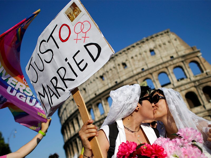 World magazine today news christian views on homosexual marriage