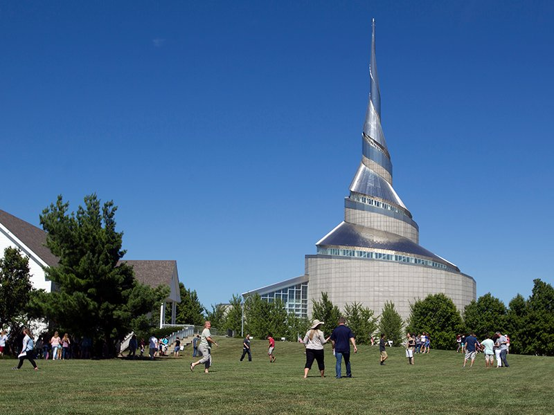 New LDS domain name may spark brand war over 'Church of