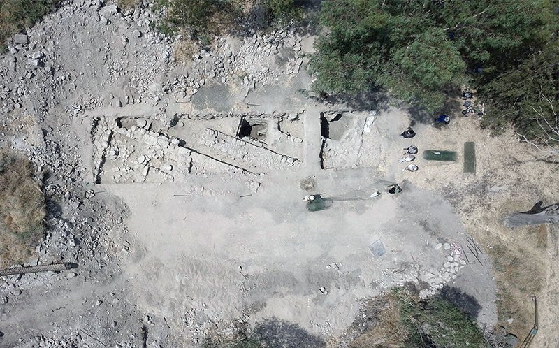 Ancient Roman home to Christ's apostles 'discovered' in Israel
