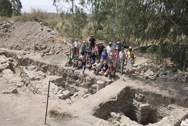 Archaeologists think they've unearthed hometown of three apostles