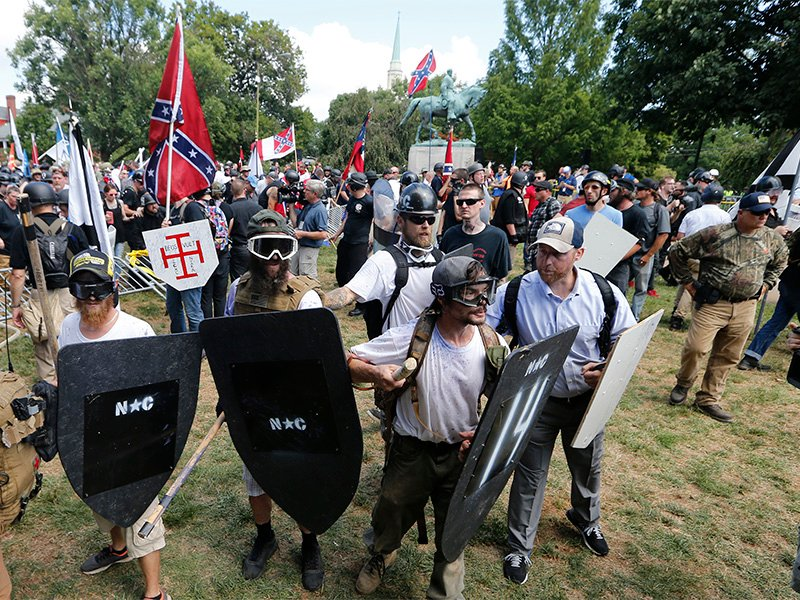 Blood and faith a new book links white nationalists to for A new salon charlottesville va
