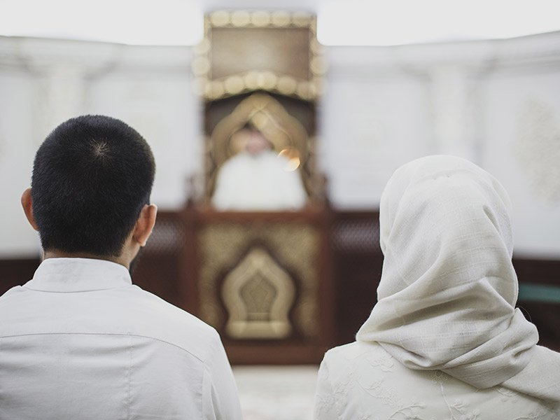 Muslim Women Can Marry Outside The Faith