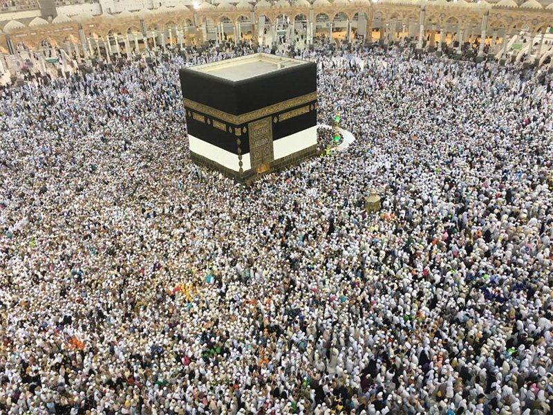 an overview of the islamic religions holiest city of mecca Mecca the blessed, medina the radiant: the holiest cities of islam [seyyed  i have an overall familiarity with the story, and found the summary useful  as the religious prohibition preventing non-muslims from entering mecca and medina.