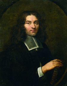 Portrait of Pierre Bayle