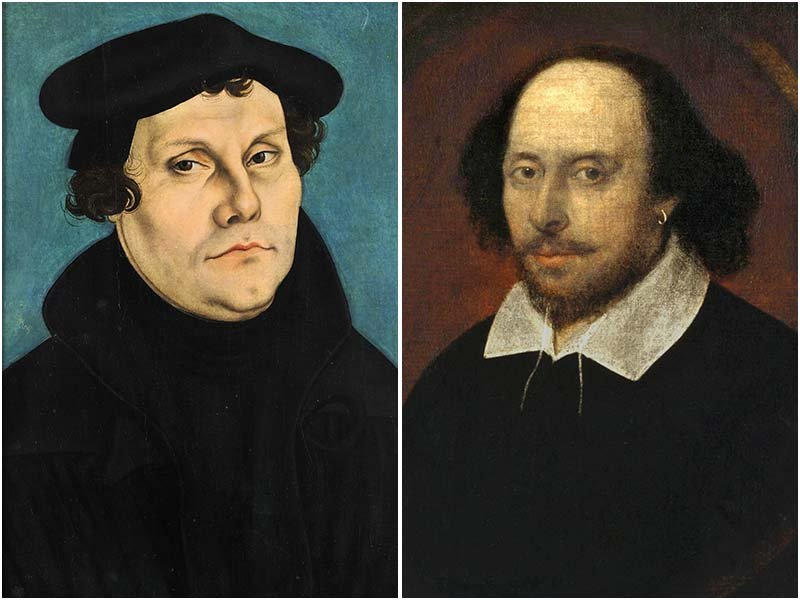 Reformation quiz: Who said that — Martin Luther or William Shakespeare?