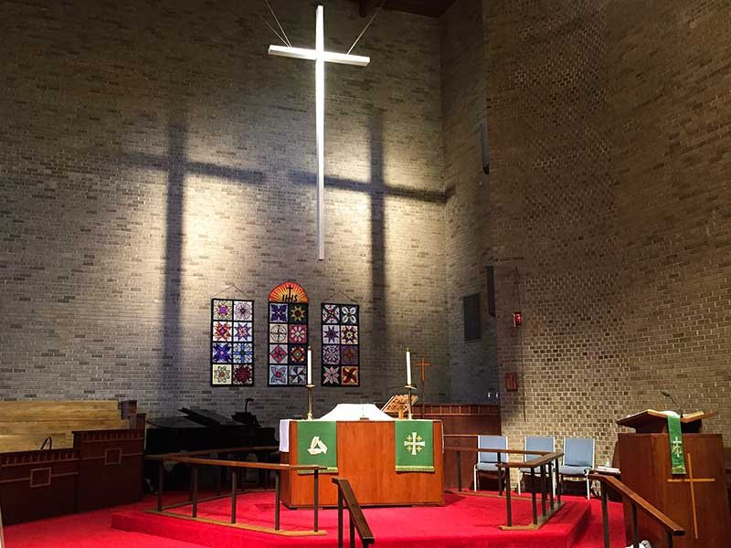 Amid decline, one Lutheran church strives to live up to its