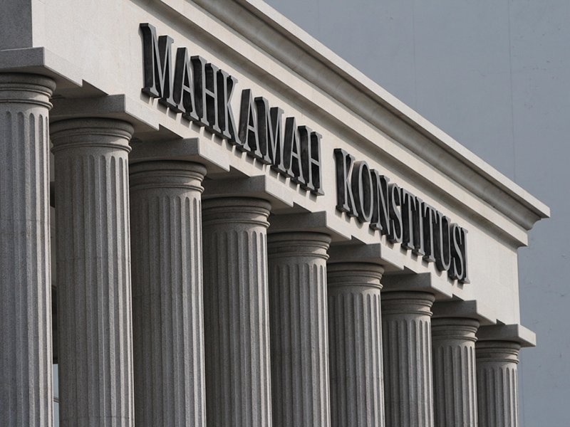 Indonesia's Constitutional Court. Photo courtesy of Out Leadership
