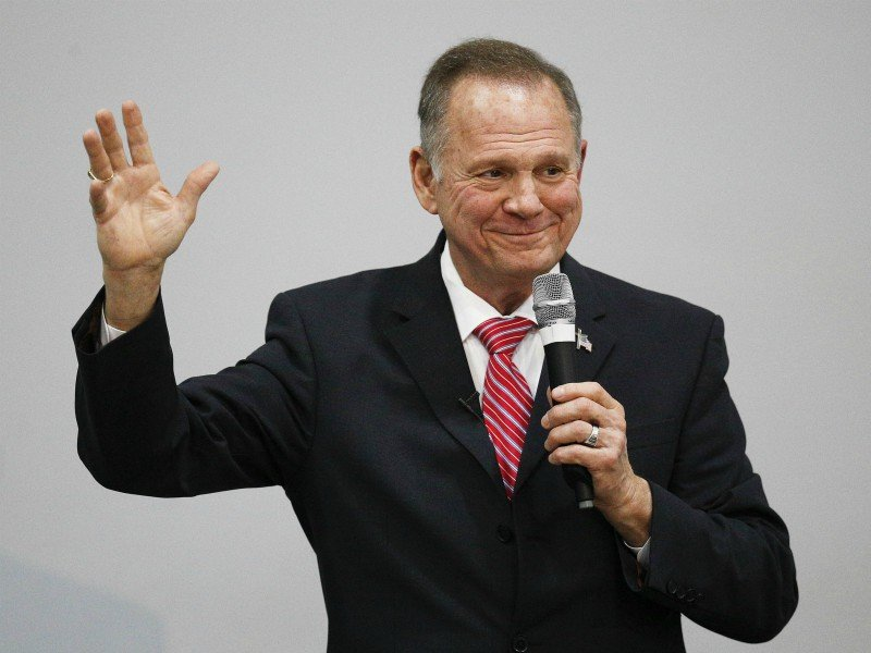 Republicans in Alabama, DC at odds over Moore