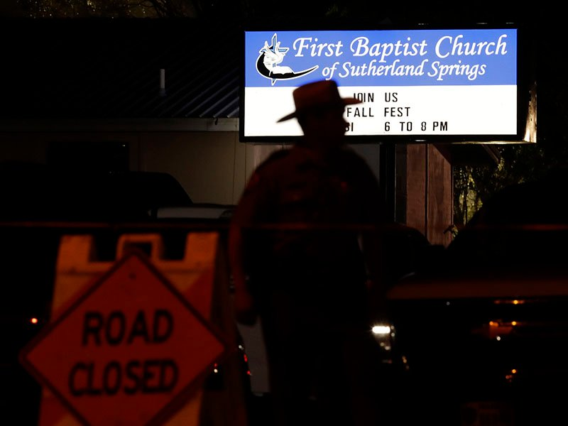 atheists confronted possibility texas shooter was one of their own