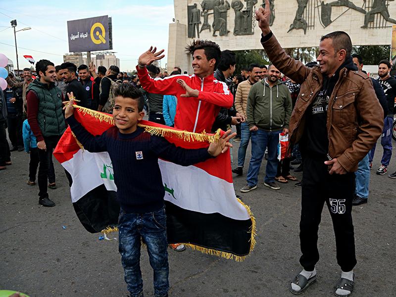Iraqi National Travel Ban