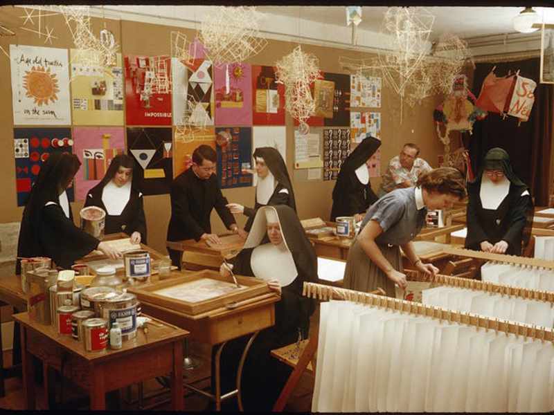 How a group of California nuns challenged the Catholic
