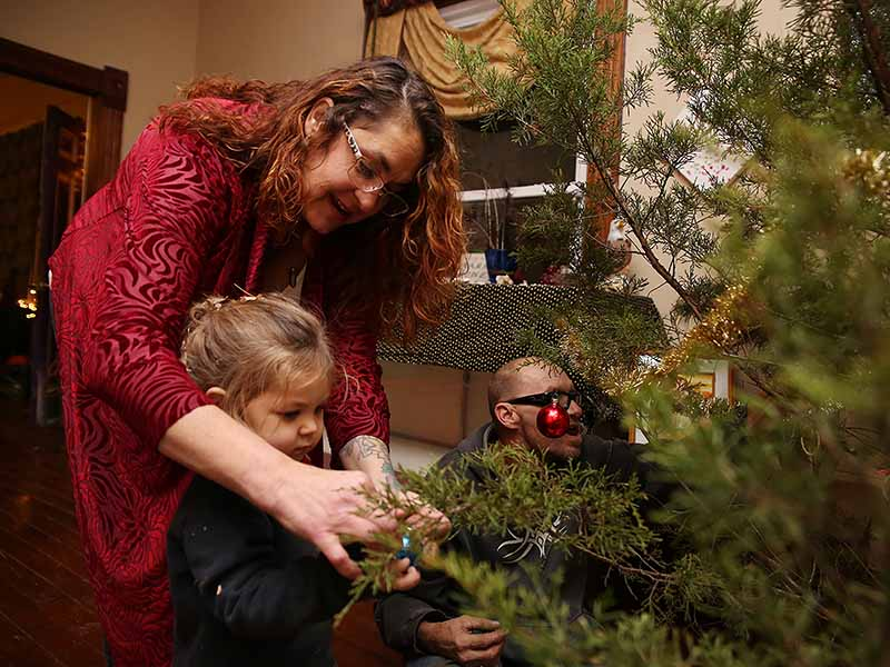 The Roots Of The Christmas Tree: Pagans Celebrate Yule