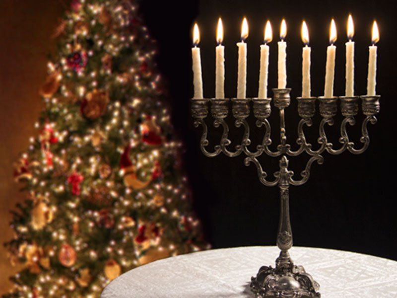 how christmas is linked to hanukkah religion news service