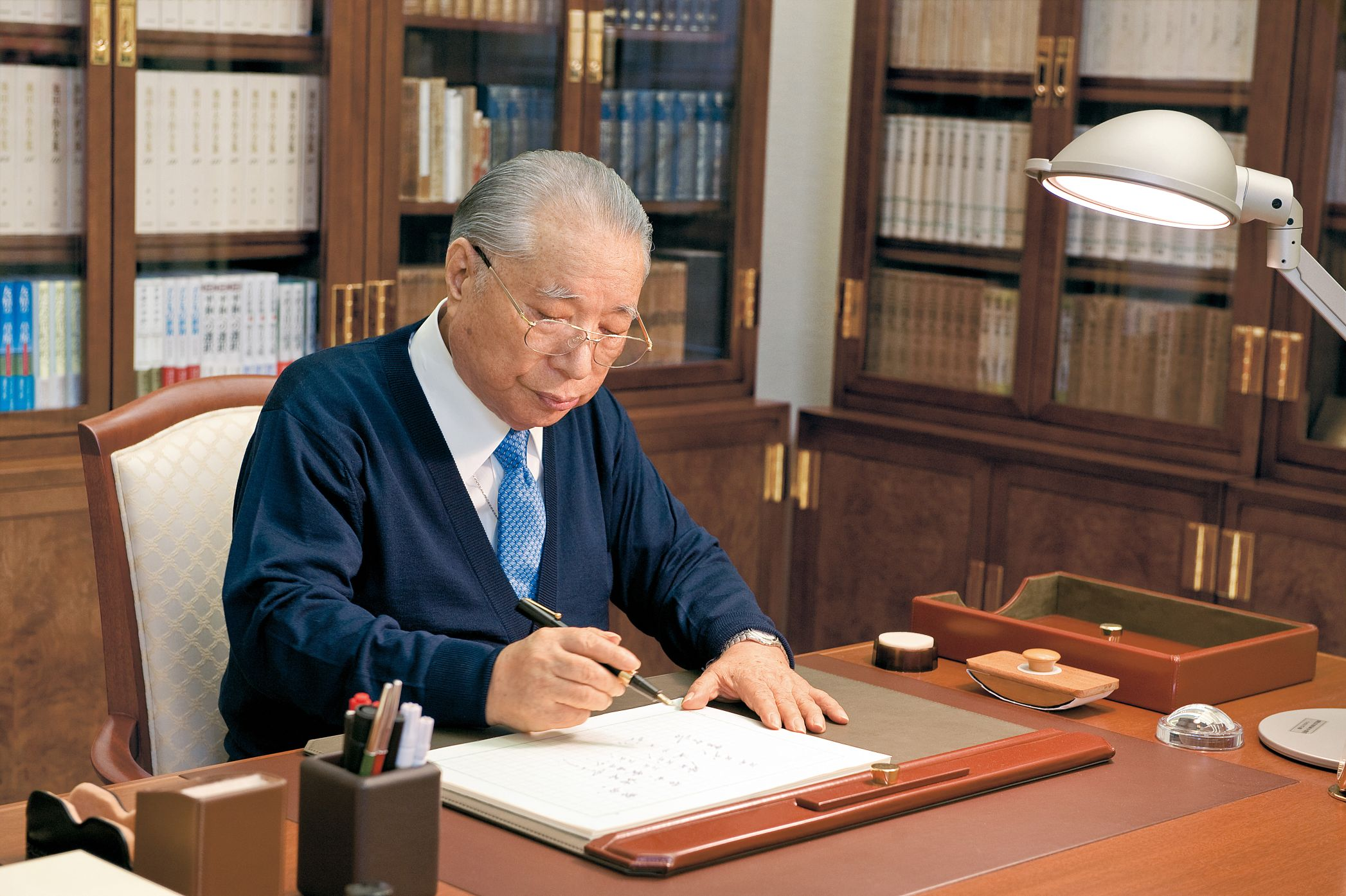 Buddhist leader Ikeda urges human rights focus as key to