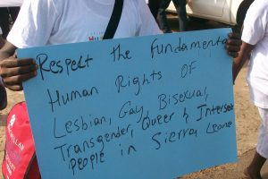 Pride Equality 2012 Sierra Leone