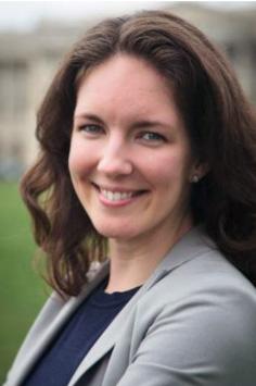 Jen Smyers. Photo courtesy of Church World Service
