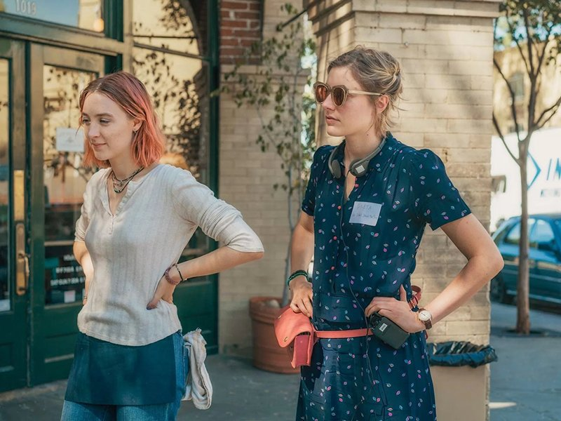 'Lady Bird' named best film by National Society of Film Critics