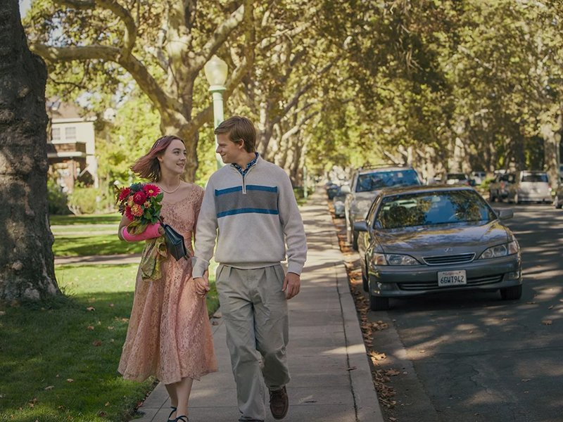 According to the Golden Globes, 'Lady Bird' Magically Directed Itself