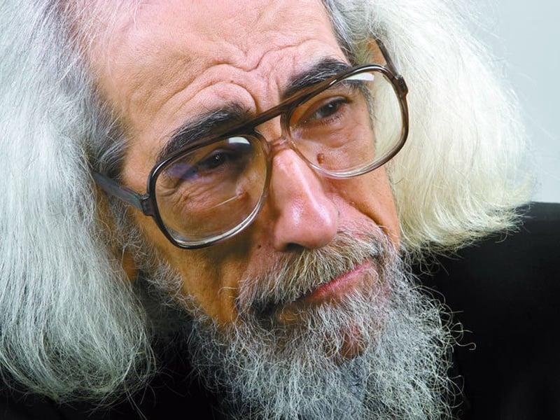 Religious historian Jonathan Z. Smith died on Dec. 30, 2017.