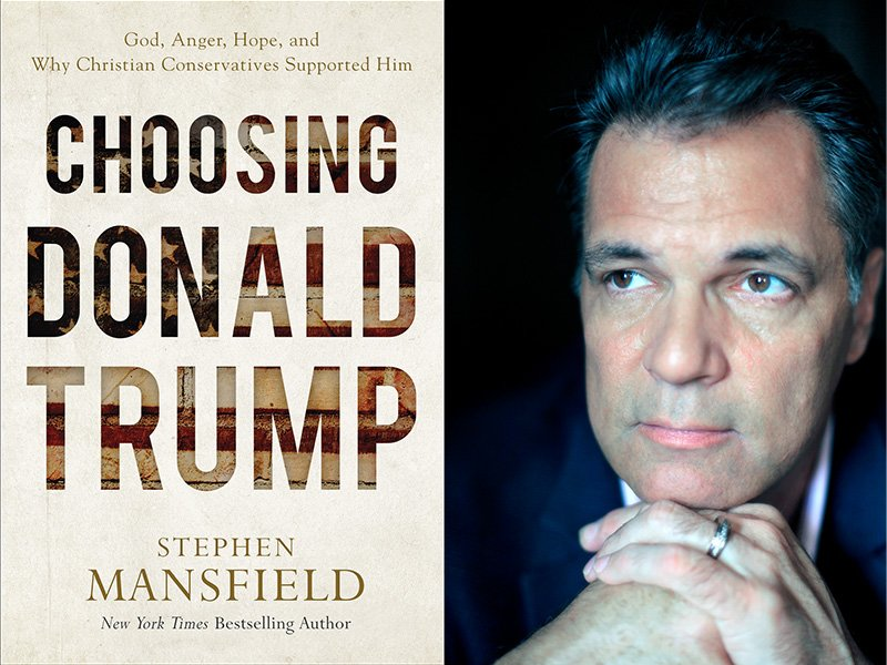 Author of books on presidents' faith says Trump misunderstands evangelicals