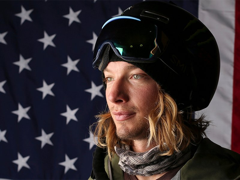 U S Olympic Winter Games Halfpipe Skier David Wise Poses For A Portrait At The  Team Usa Media Summit On Sept   In Park City Utah