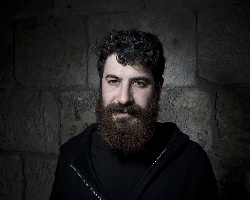 Ancient beard traditions shape the face of modern Jerusalem