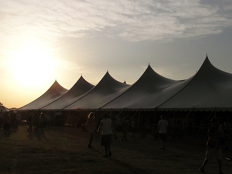 Old Fashioned Tent Revival